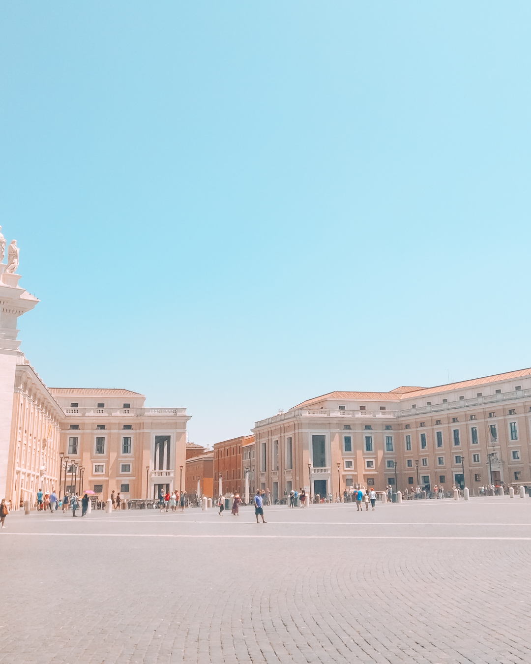 Square at Vatican City