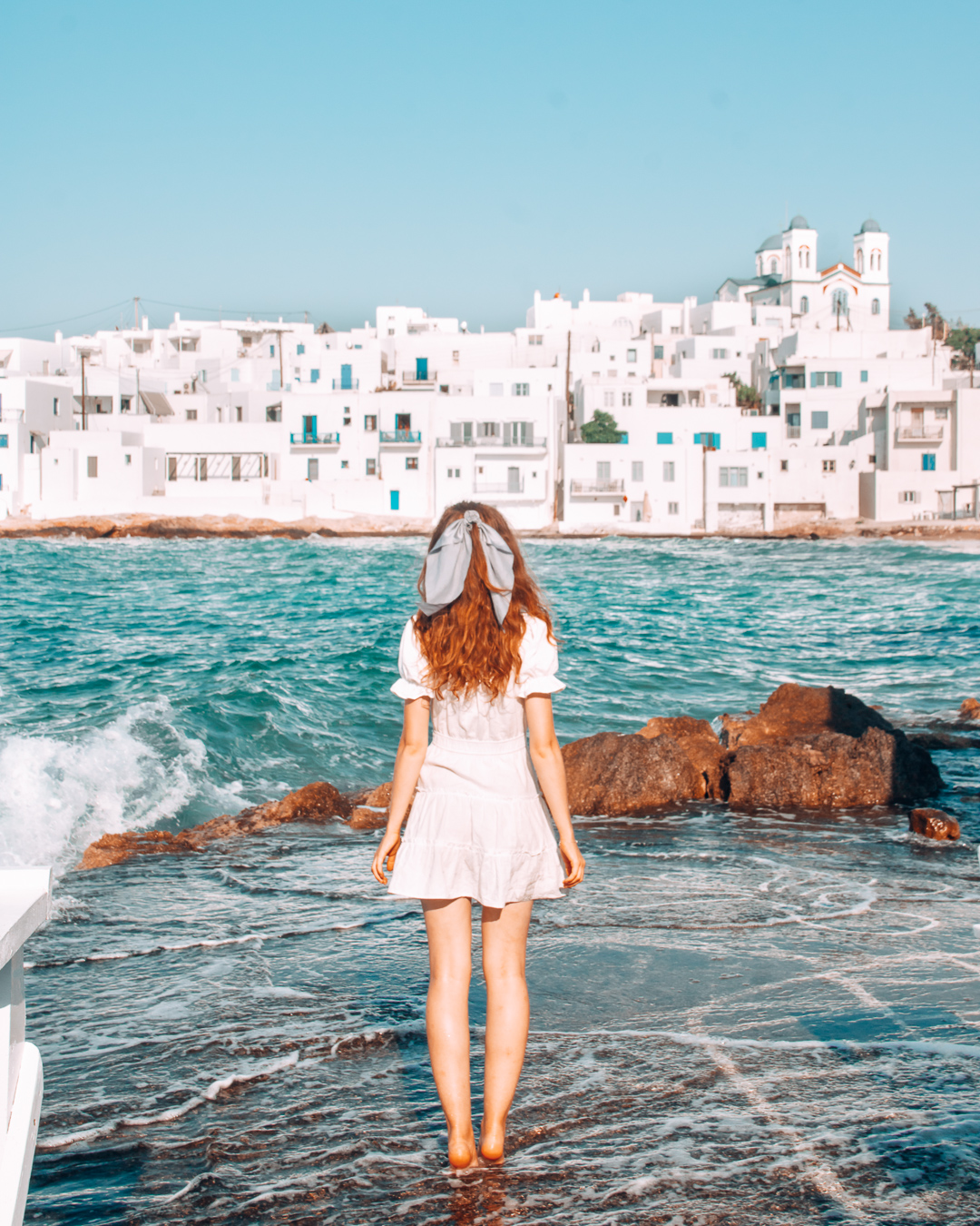 Viewpoint in Paros