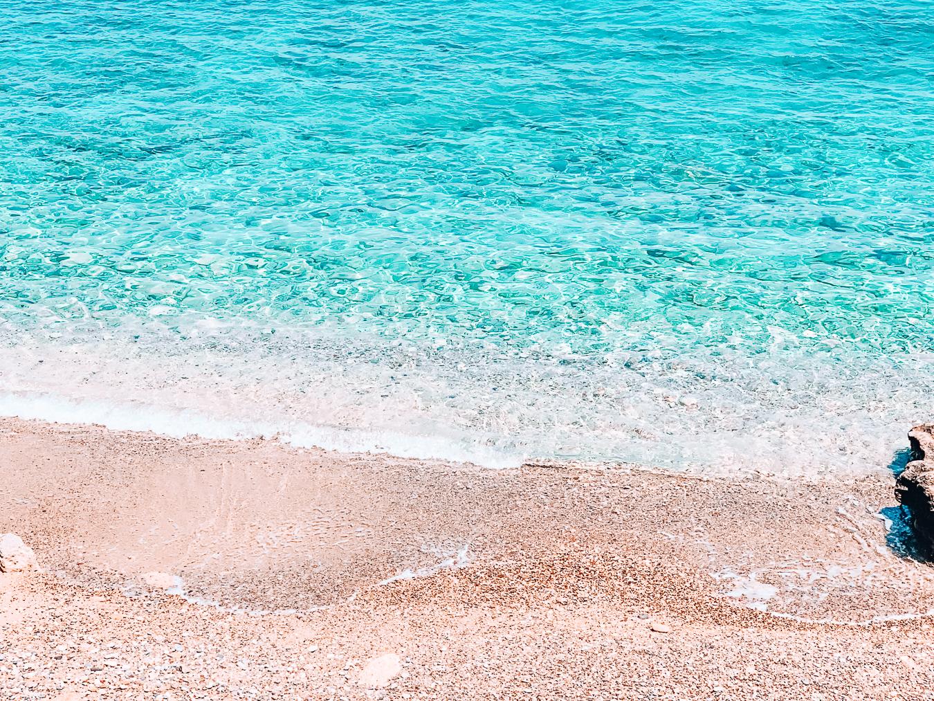Beach in Symi