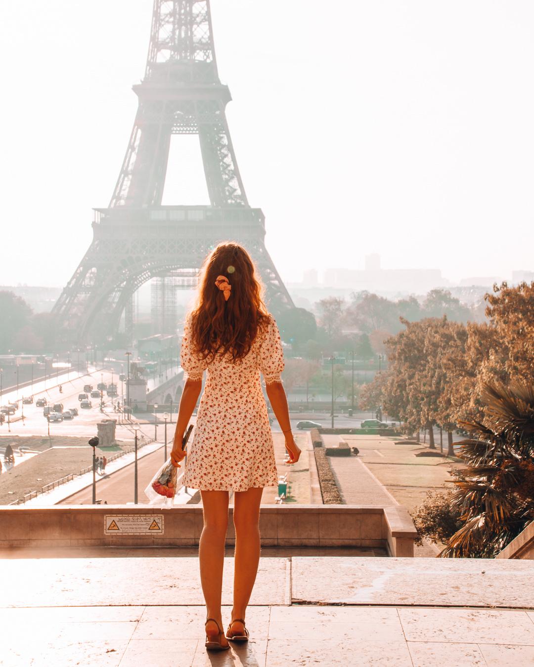 A morning at Trocadéro