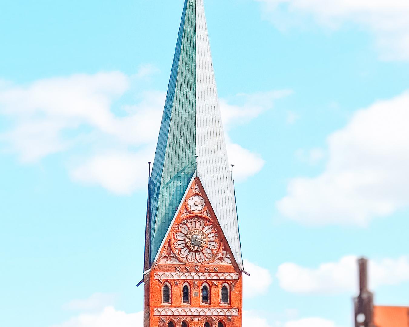 St. John's Church in Lüneburg