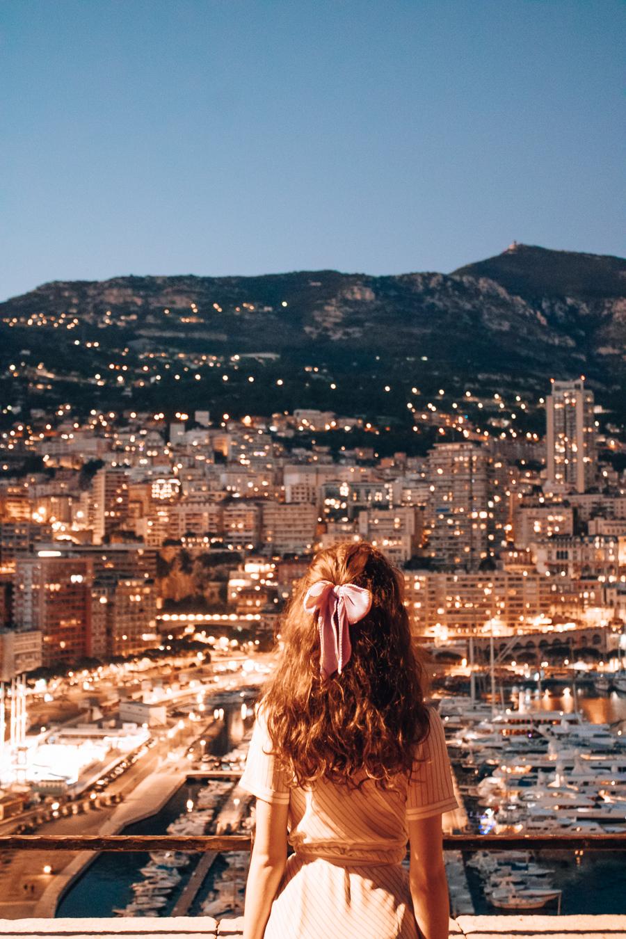 Night in Monaco