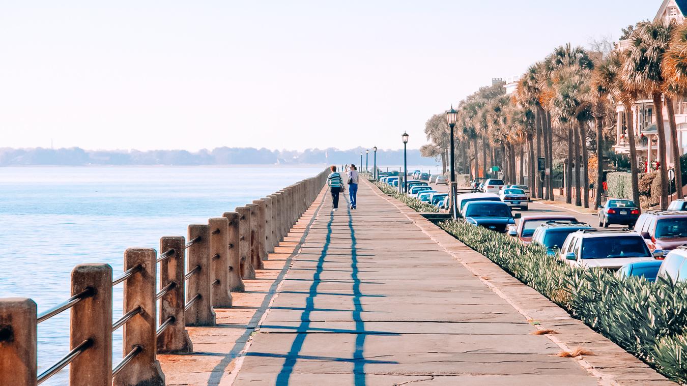 Promenade of the Battery