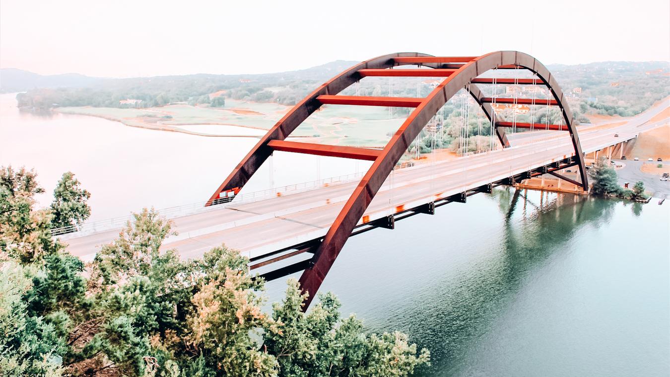 Bridge in Austin