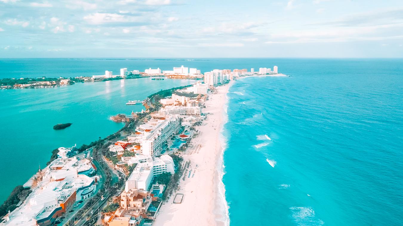 Cancún in Mexico