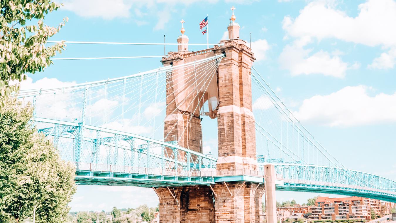 Bridge in Cincinnati