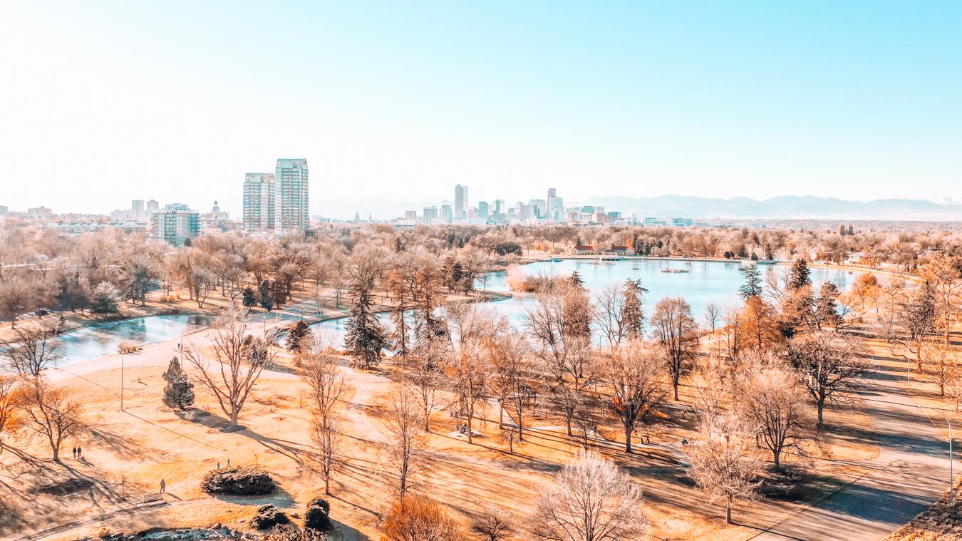 City Park in Denver