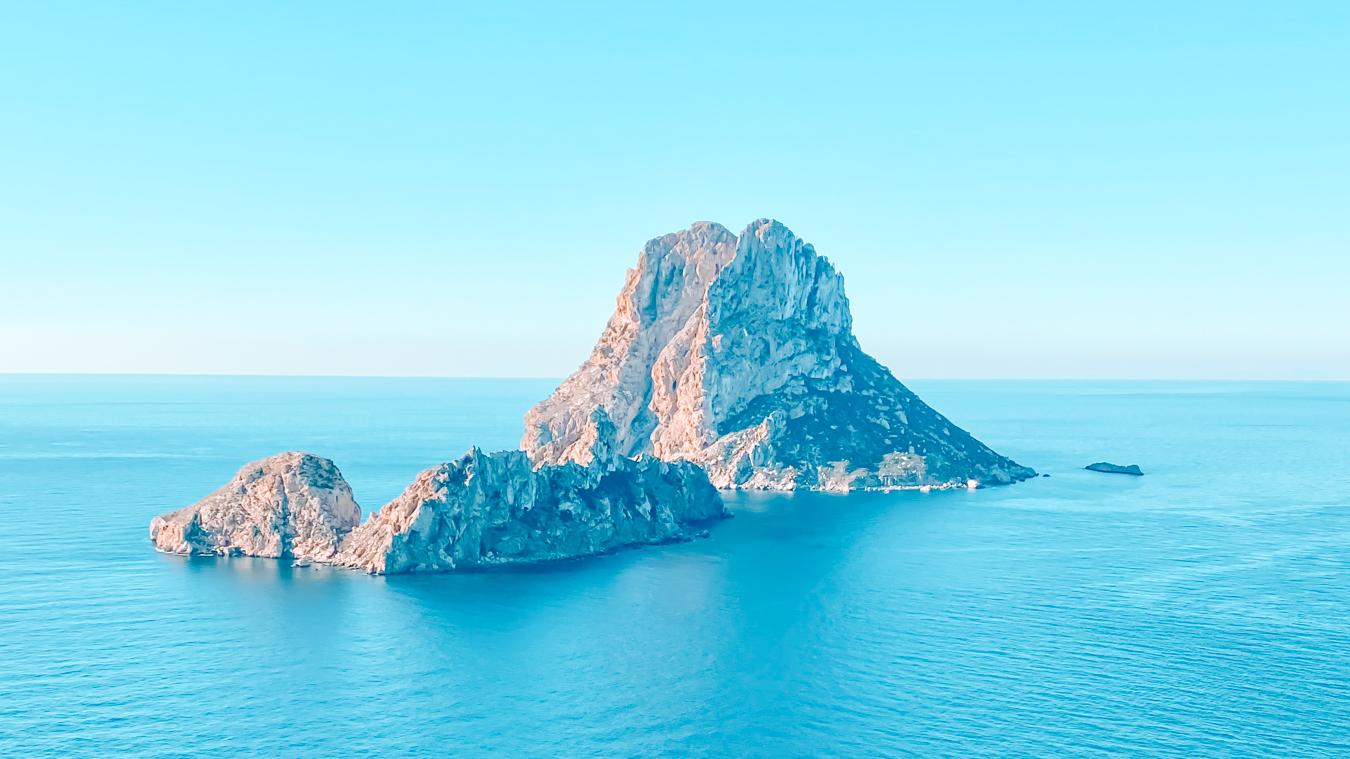 Es Vedrá in Ibiza