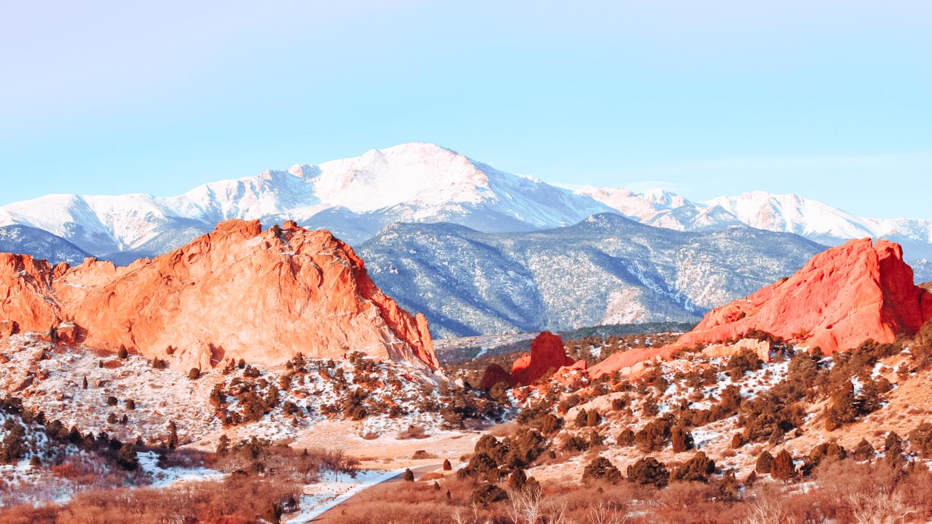 Nature in Colorado