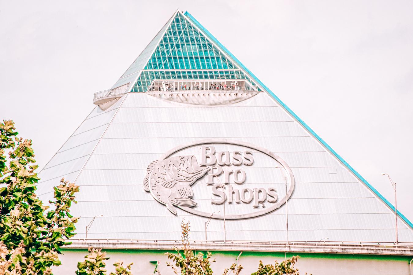Pyramid in Memphis
