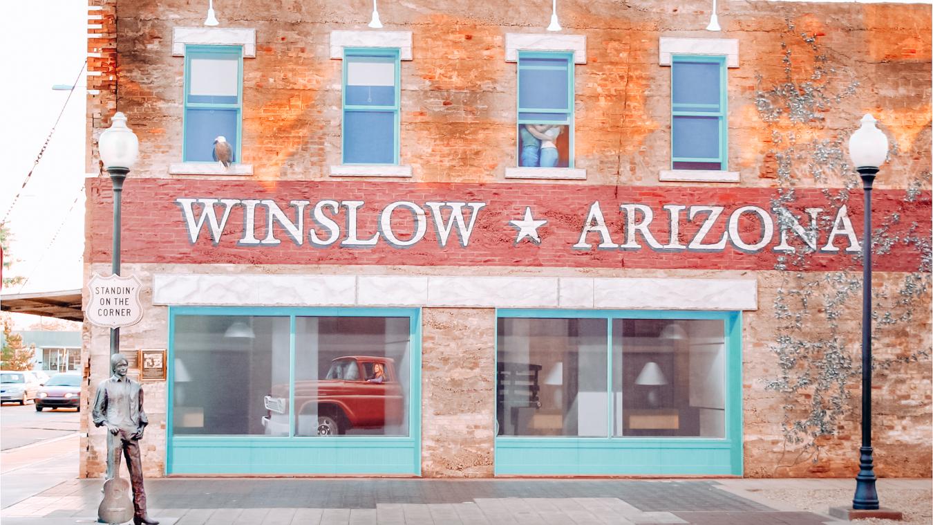 Building in Winslow