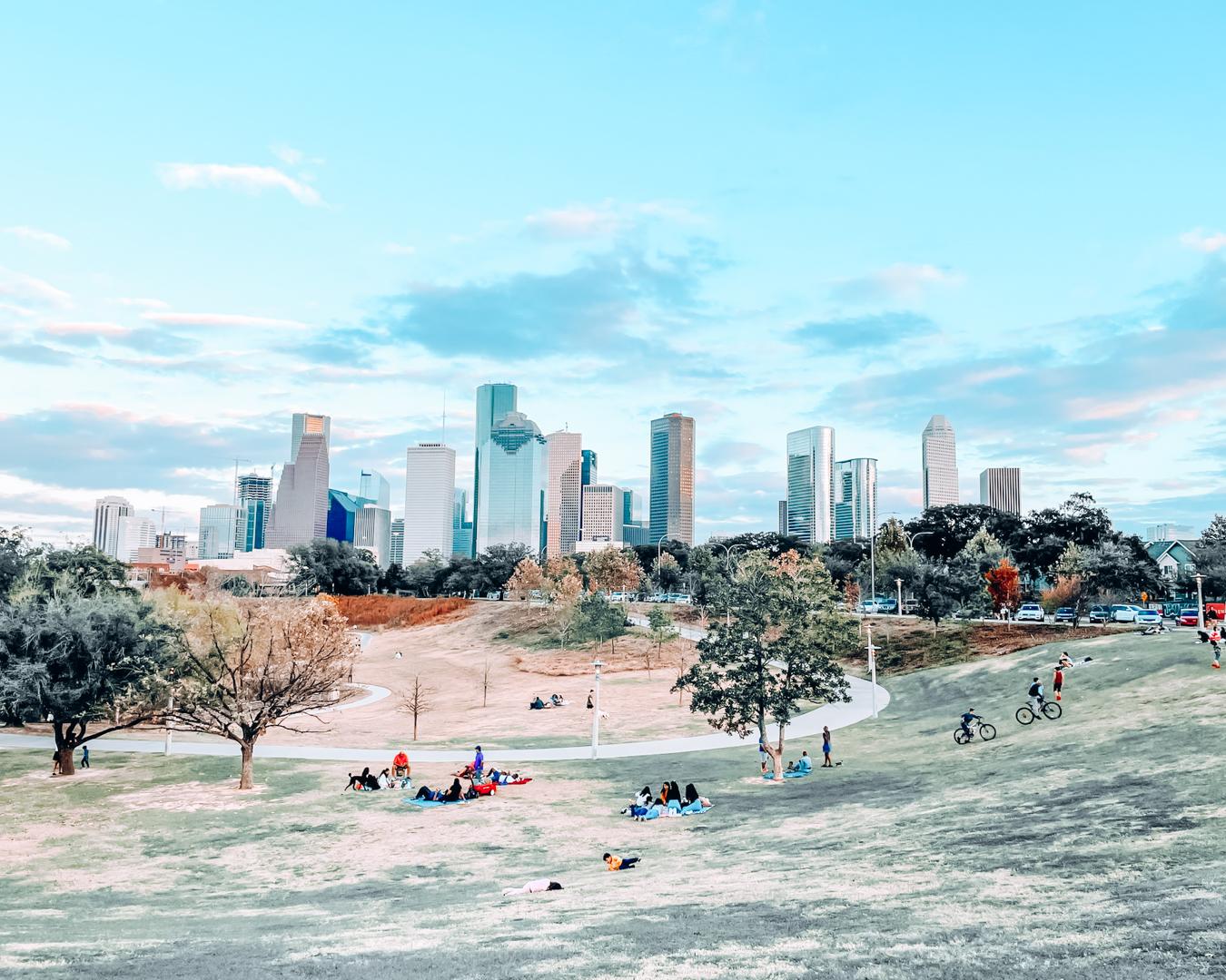 Park in Houston