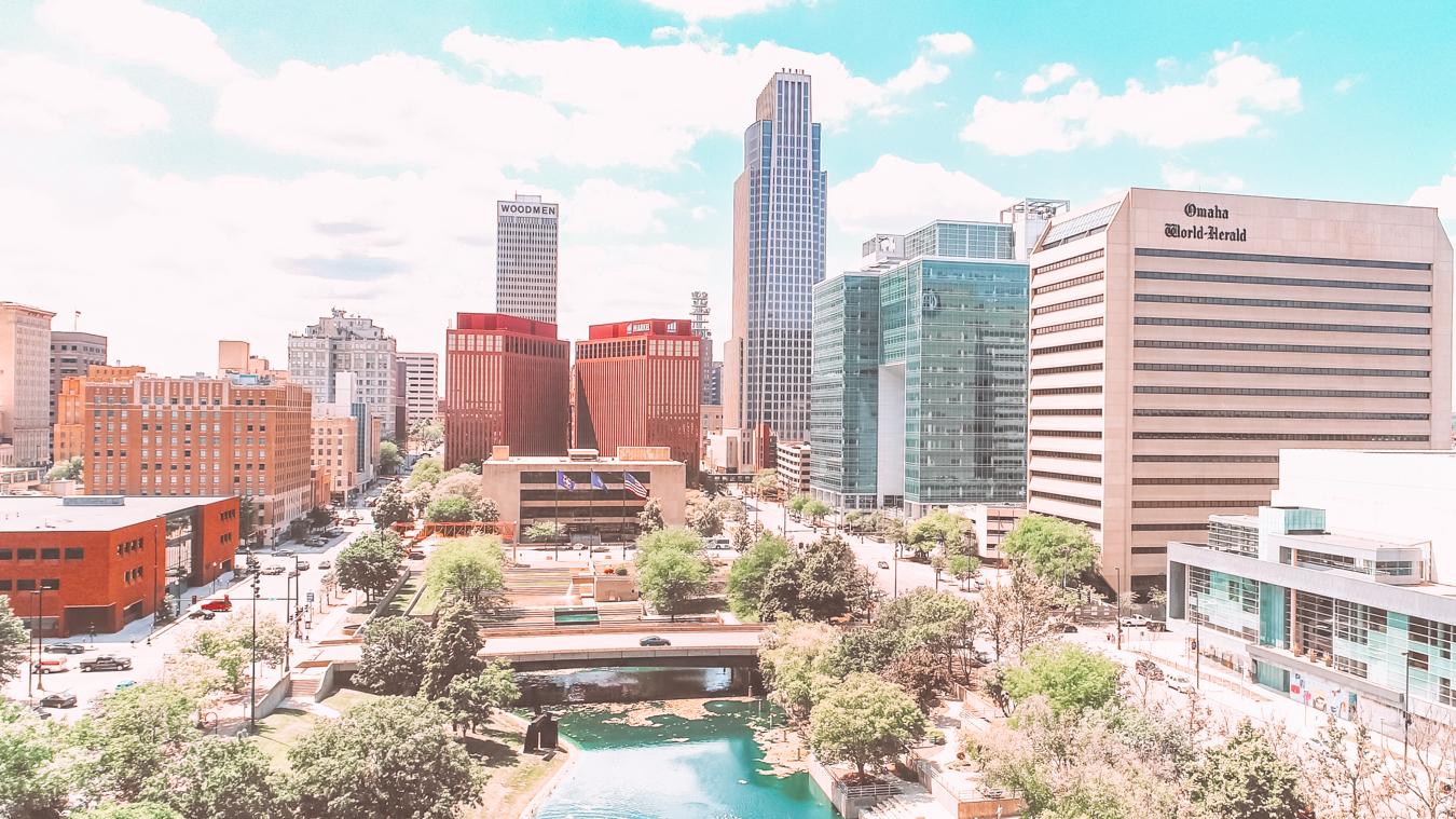 Buildings in Omaha
