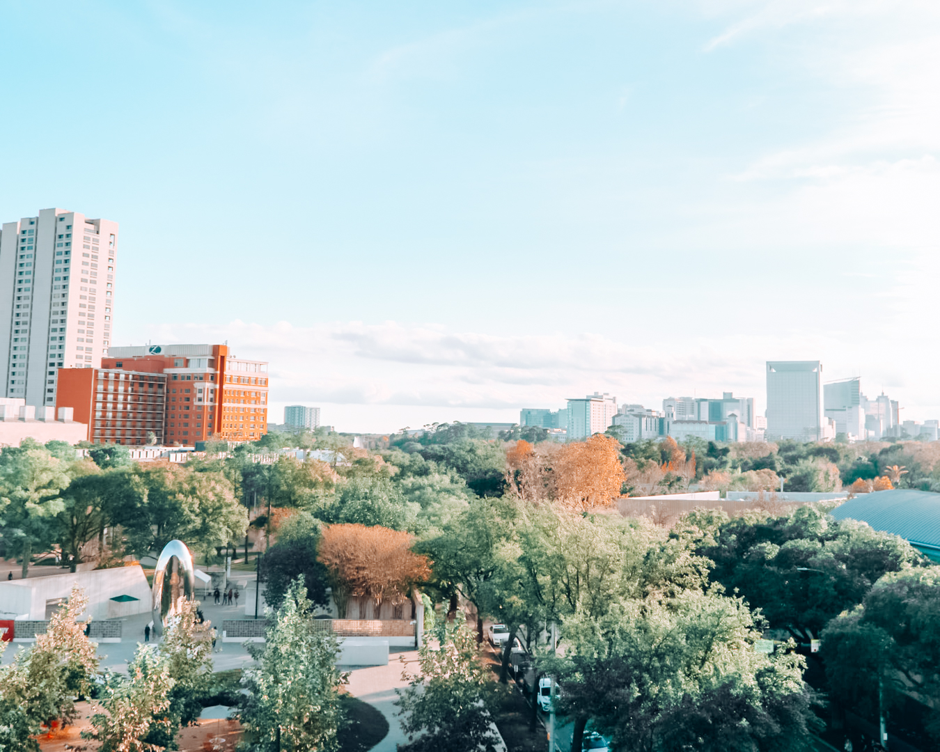 View in Houston
