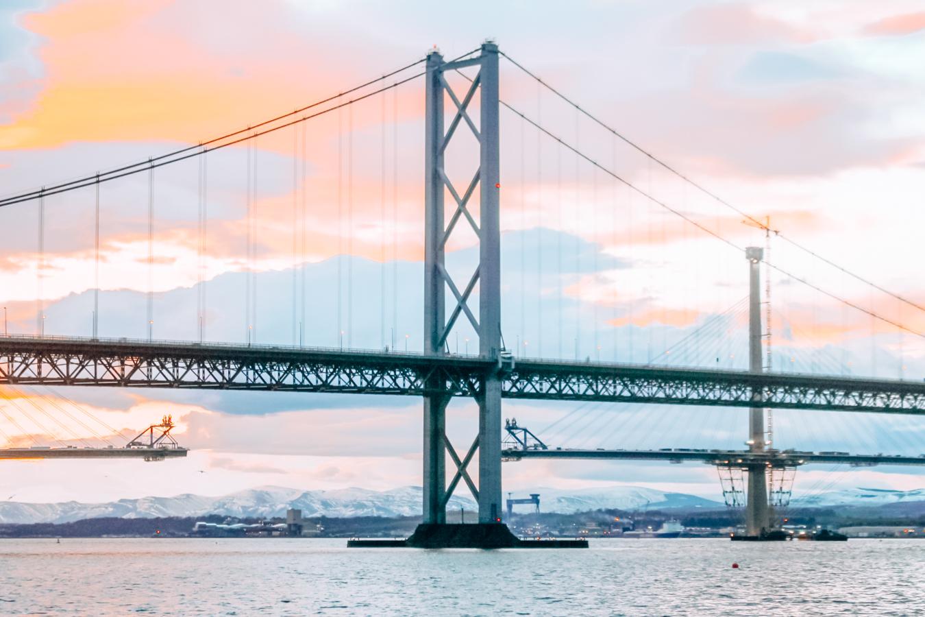Bridge in Edinburgh