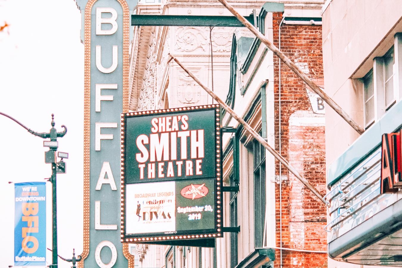 Signs in Buffalo