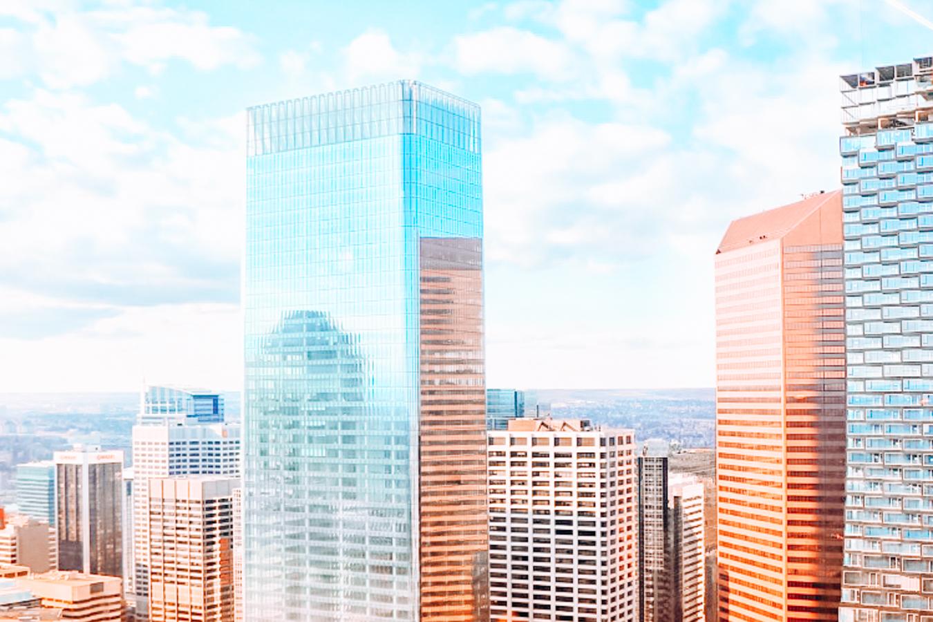 Buildings in Calgary