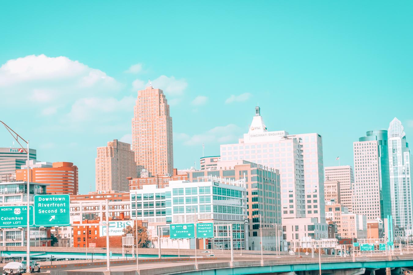 Buildings in Cincinnati