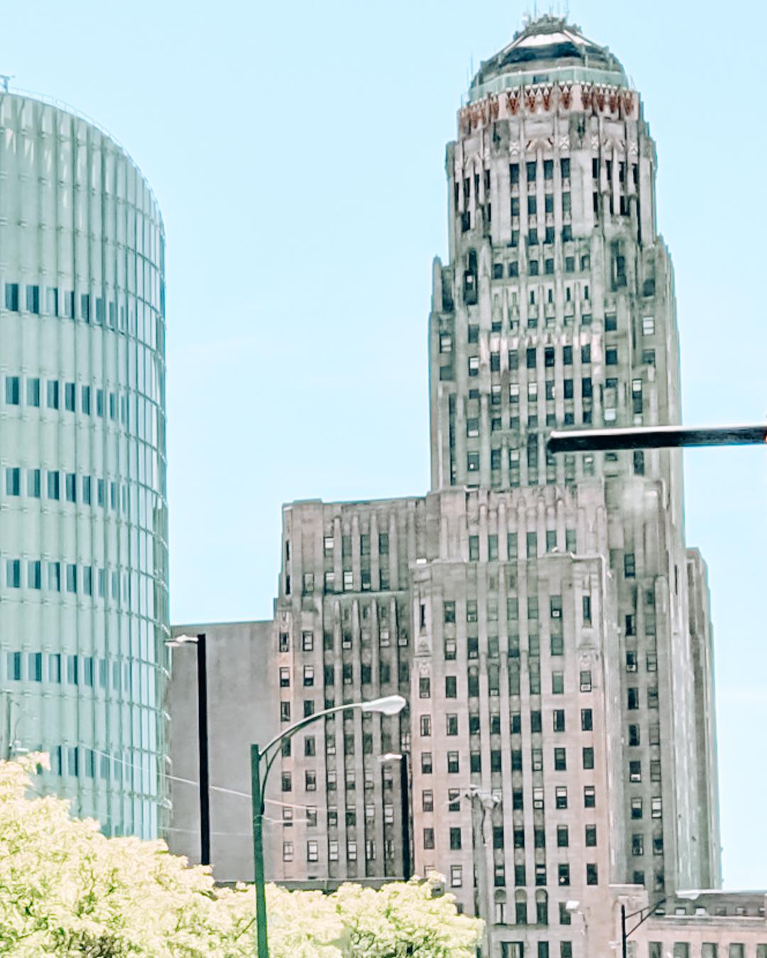 City Hall in Buffalo