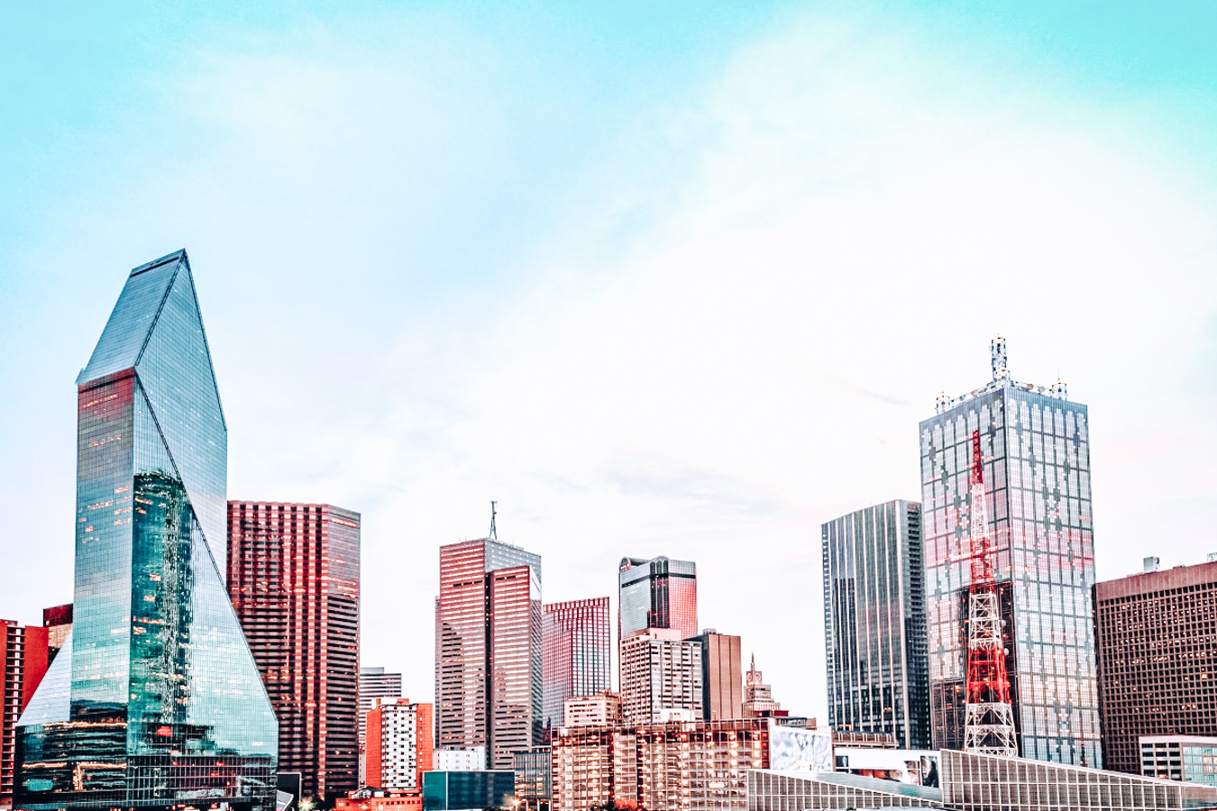 Buildings in Dallas