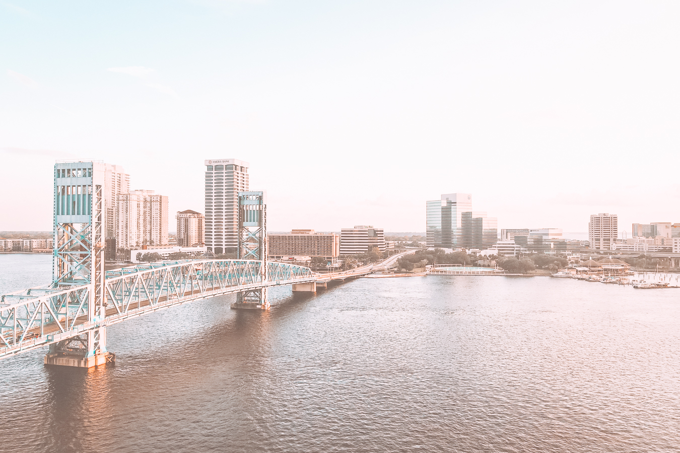 A view of Jacksonville