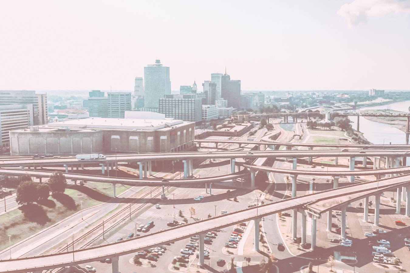 View of Memphis