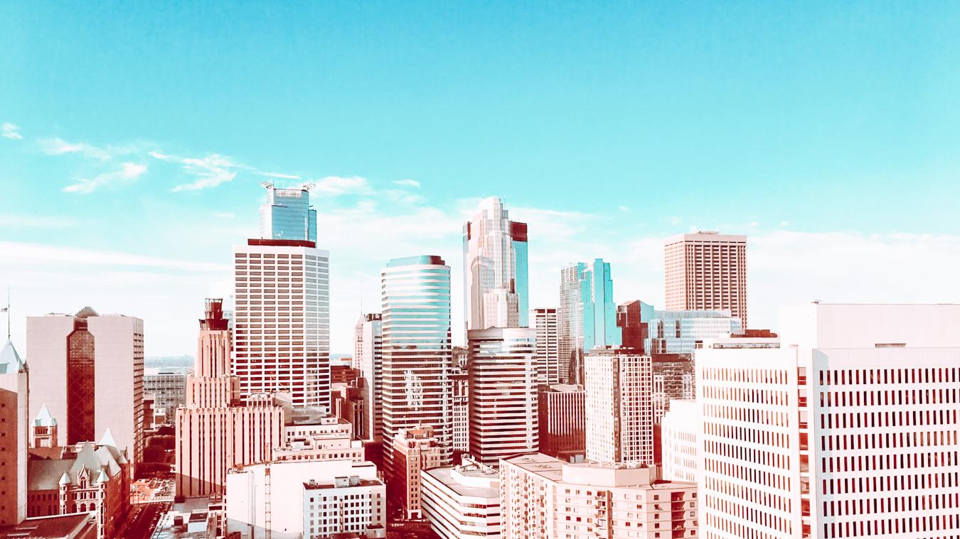View of Minneapolis