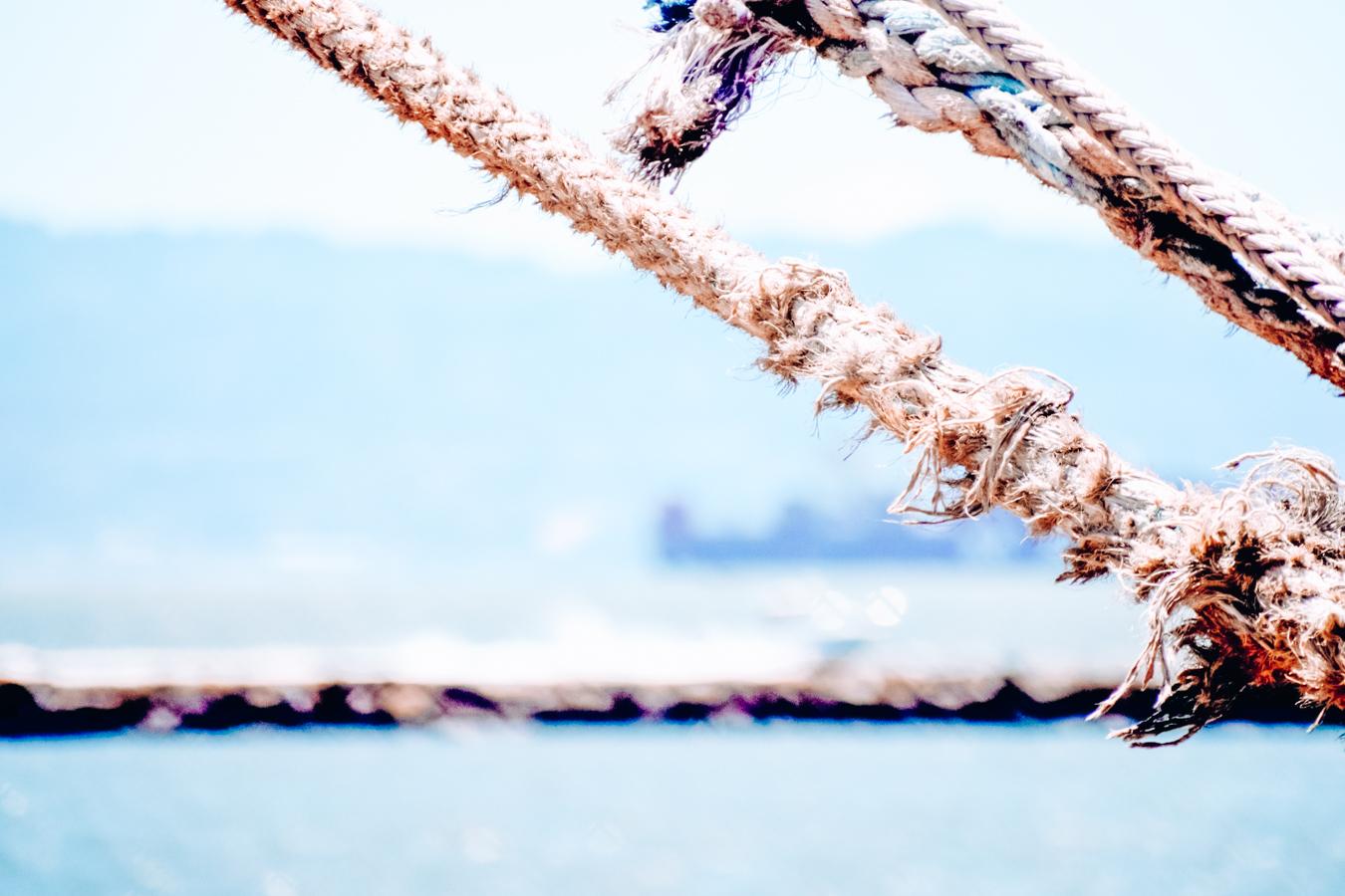 USS Hornet in Oakland