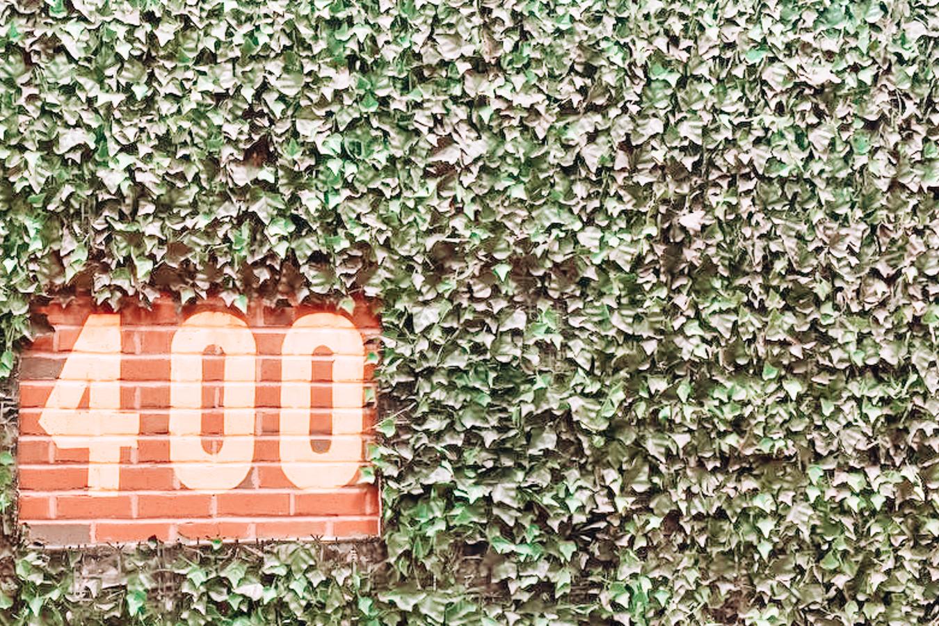 Wall of Wrigley Field