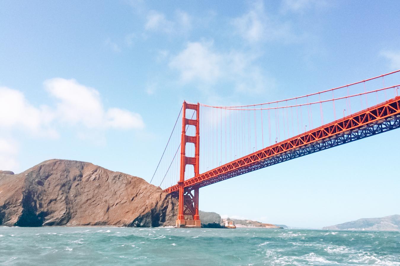 Golden Gate Bay