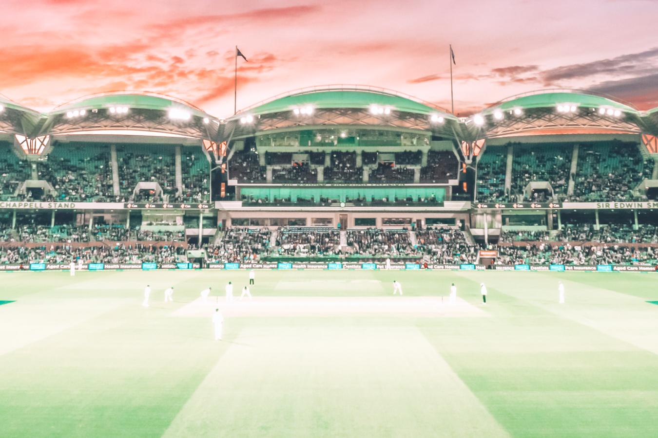 Oval Stadium