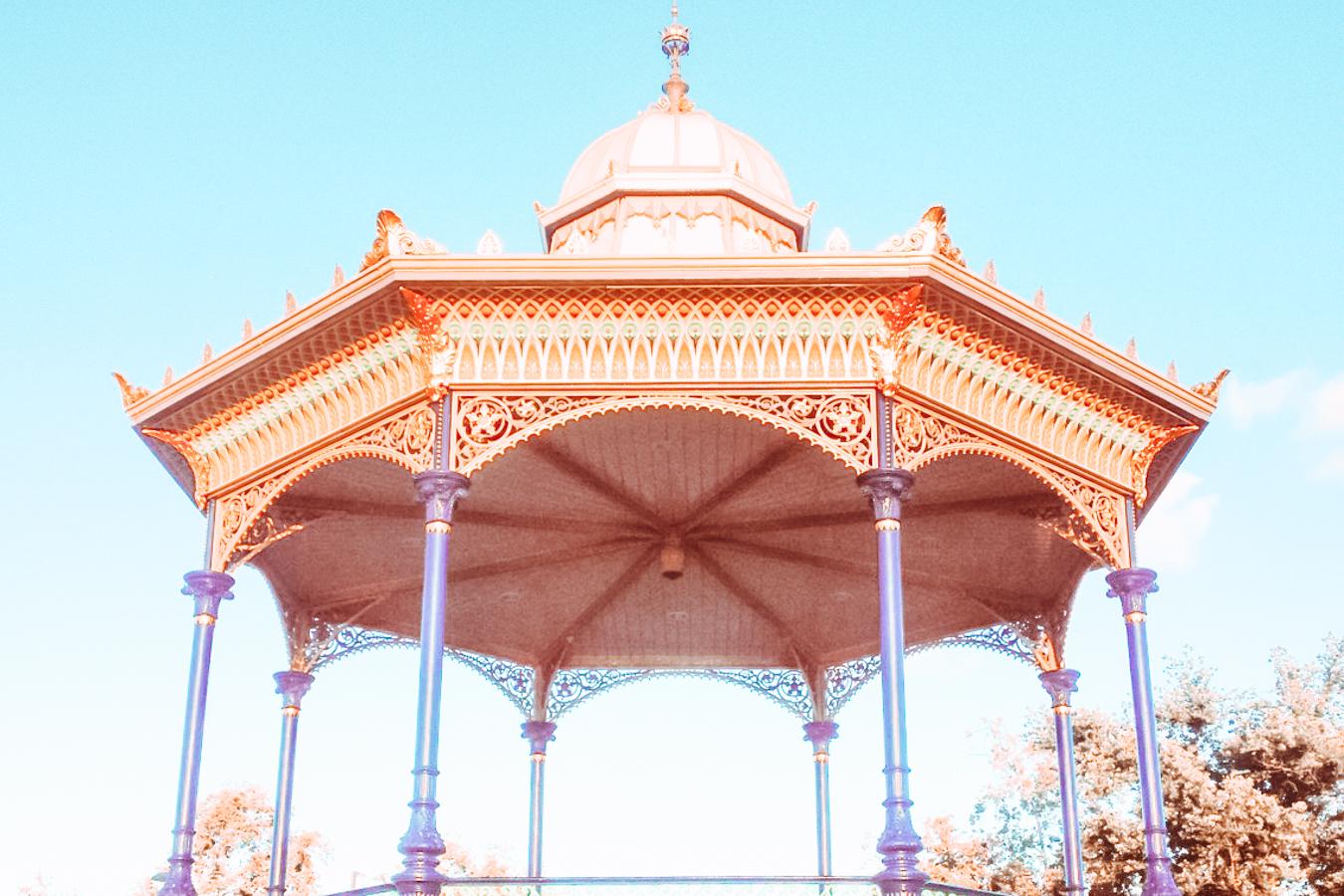 Rotunda at Elder Park
