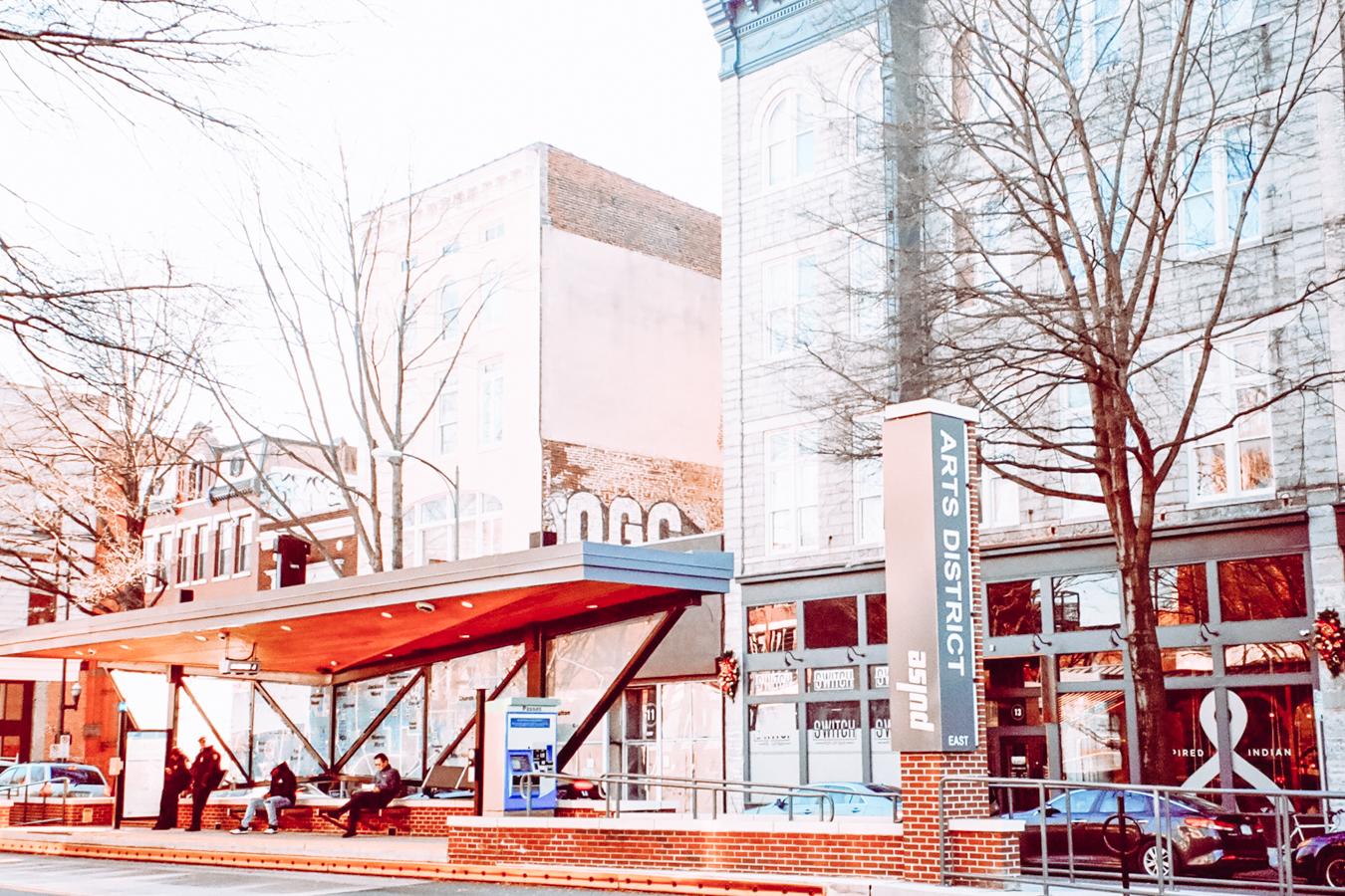 Arts District in Richmond