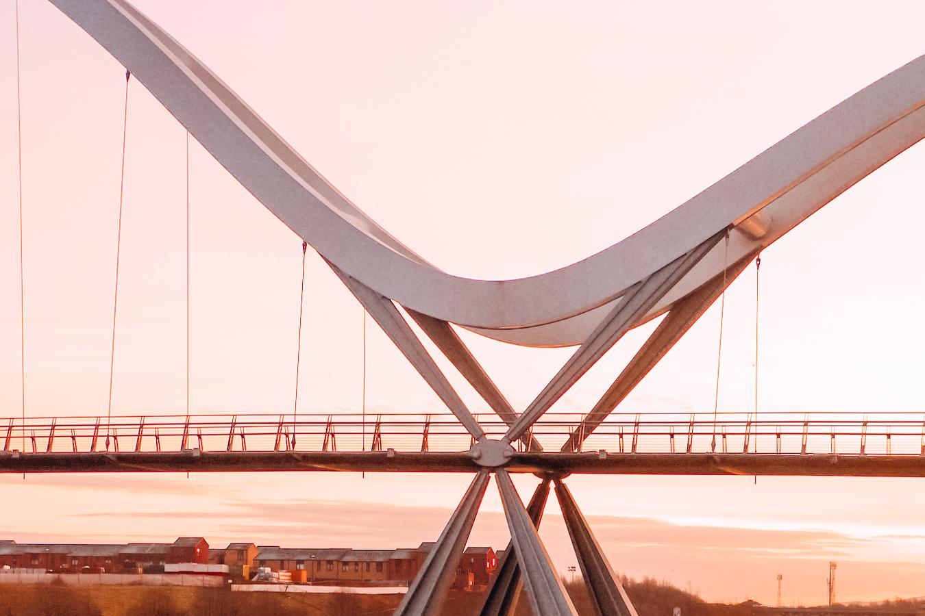 Bridge in Stockton