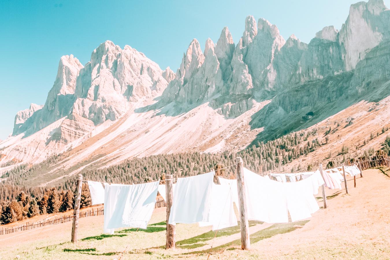 Nature at Dolomites