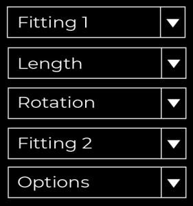 Hose design options