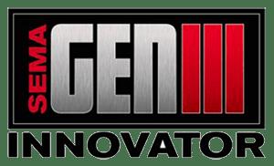 SEMA Gen 3 Innovator of the Year Award as awarded to Brendan McGrath in 2020