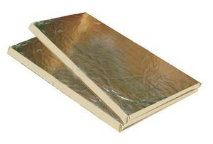 Термоизоляция: Базальтовое волокно плита фольгированная