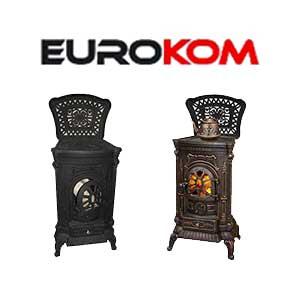 Печи камины EuroKom