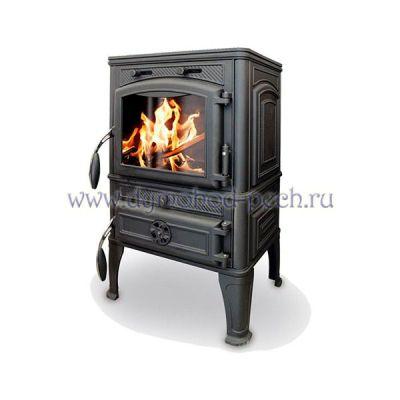 Печь-камин Gucha Лава (Lava) - отличный КПД 78%!