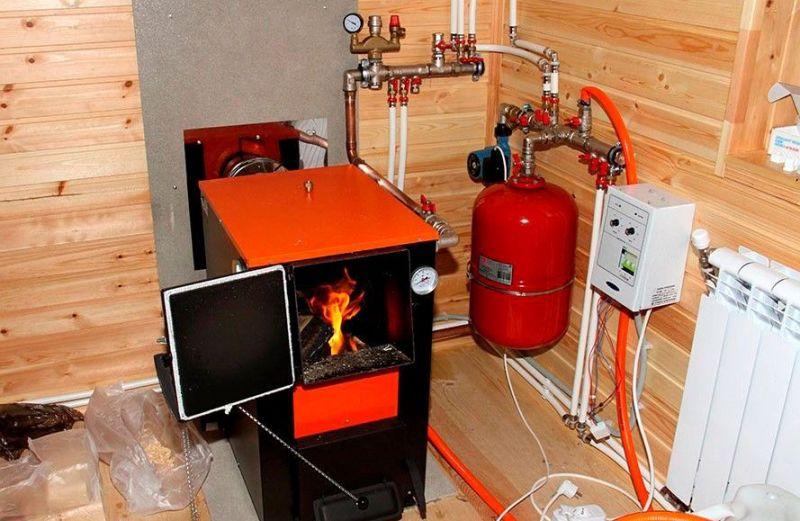 Строим дом - как выбрать систему отопления