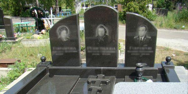 Фото - памятники на могилу