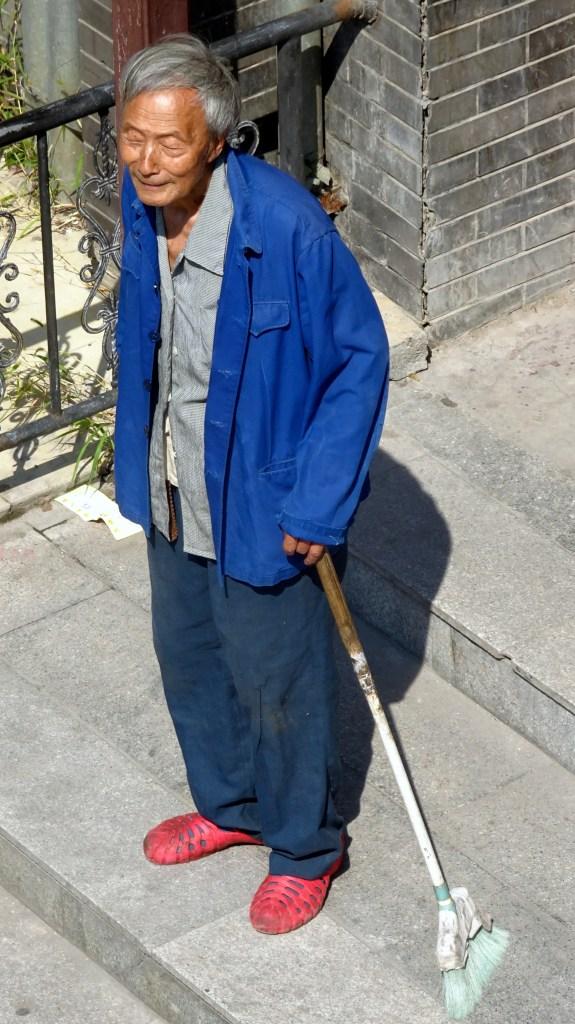 Old man in Beijing DSC00139 © DY of jtdytravels