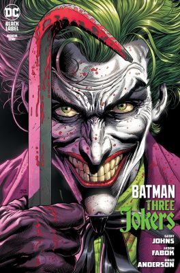 DC: Batman: Three Jokers #1 from Batman: Three Jokers by Geoff Johns  published by DC Comics @ ForbiddenPlanet.com - UK and Worldwide Cult  Entertainment Megastore