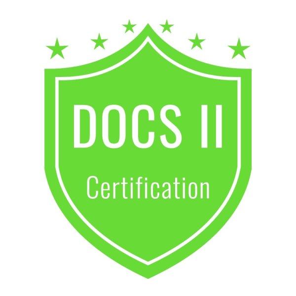 DOCS II Certification