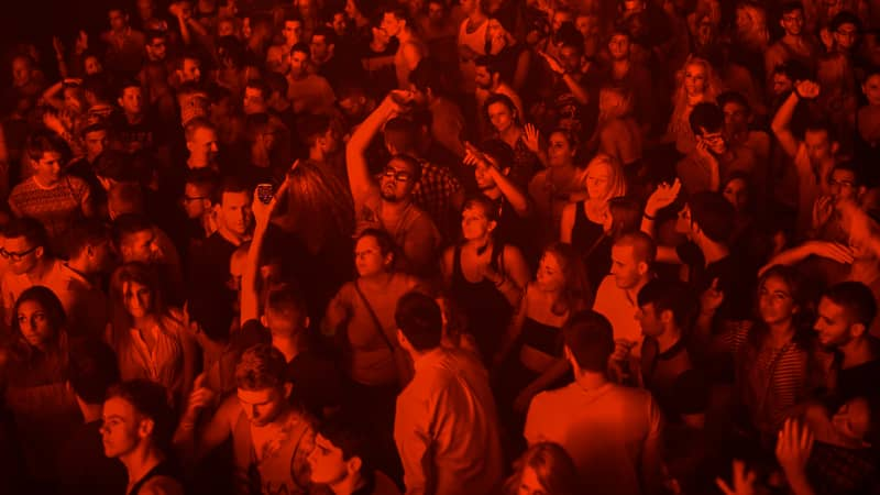 Ibiza hosts DJs from across the world, attracting music fans.