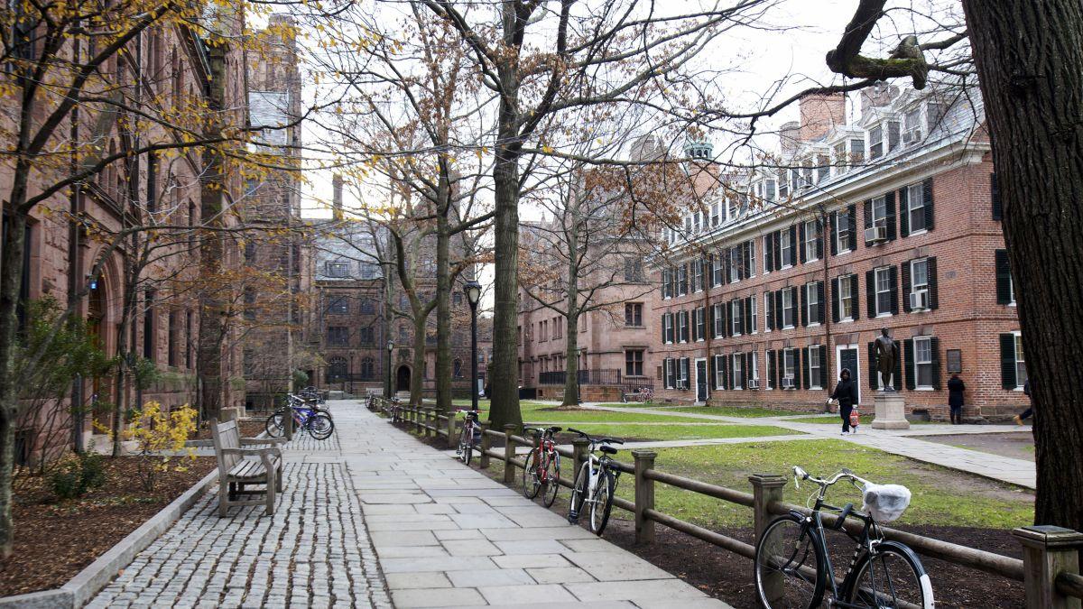 universitas terbaik di amerika - Yale University
