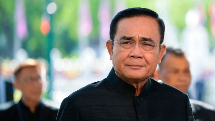 Thailand's junta chief Prayut Chan-o-cha elected as country's next prime  minister - CNN