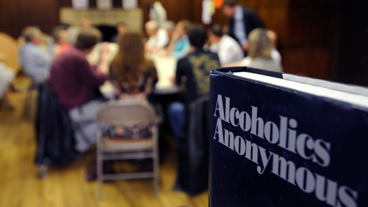 Alcoholics Anonymous may be the most effective path to staying abstinent,  study says - CNN