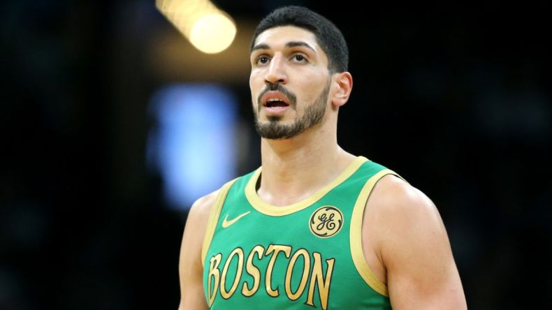 Enes Kanter has more than just losing the NBA season on his mind - CNN